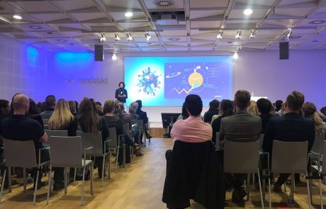Edwin - Keynote at Randstad